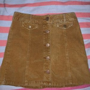urban outfitters BDG corduroy skirt